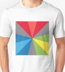 12 color circle spectrum T-Shirt