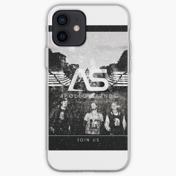 Apollo Stands Album Artwork  iPhone Soft Case