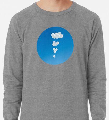 Saudade (weiße Luftballons) Leichter Pullover