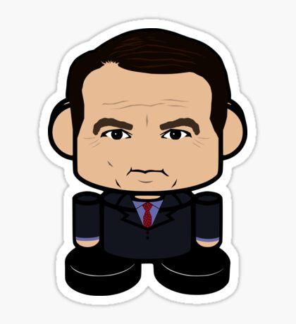 Huckaboo Politico'bot Toy Robot 1.0 Sticker
