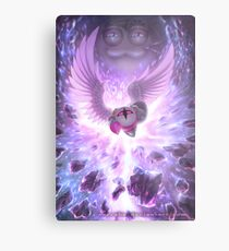 A Worthy Opponent Metal Print