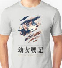 Tanya von Degurechaff Unisex T-Shirt
