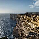 Sannap Cliffs by Xandru
