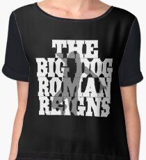 Roman Reigns Chiffon Top