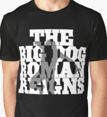 Roman Reigns Graphic T-Shirt
