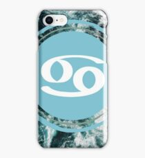 Cancer ♋  iPhone Case/Skin