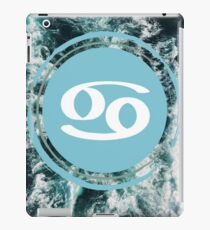Cancer ♋  iPad Case/Skin