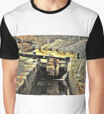 Canal Lock Graphic T-Shirt