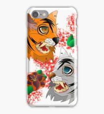 Steampunk Tigers iPhone Case/Skin