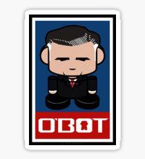 Romneybot Politico'bot Toy Robot 1.1 Sticker