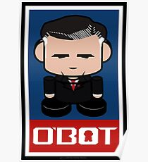 Romneybot Politico'bot Toy Robot 1.1 Poster