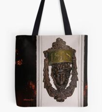 Knock, Knock ~ Who's There? Tote Bag