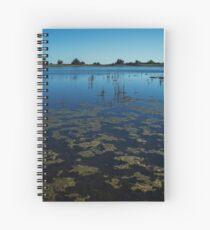 Vernal Pools Spiral Notebook