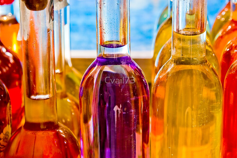 Bouteilles en Provence by Cvail73