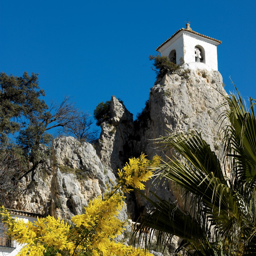 Guadalest by David Bretherick