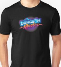 Dungeon Mastery Dragon Master RPG Pathfinder Unisex T-Shirt