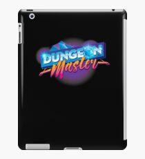 Dungeon Mastery Dragon Master RPG Pathfinder iPad Case/Skin