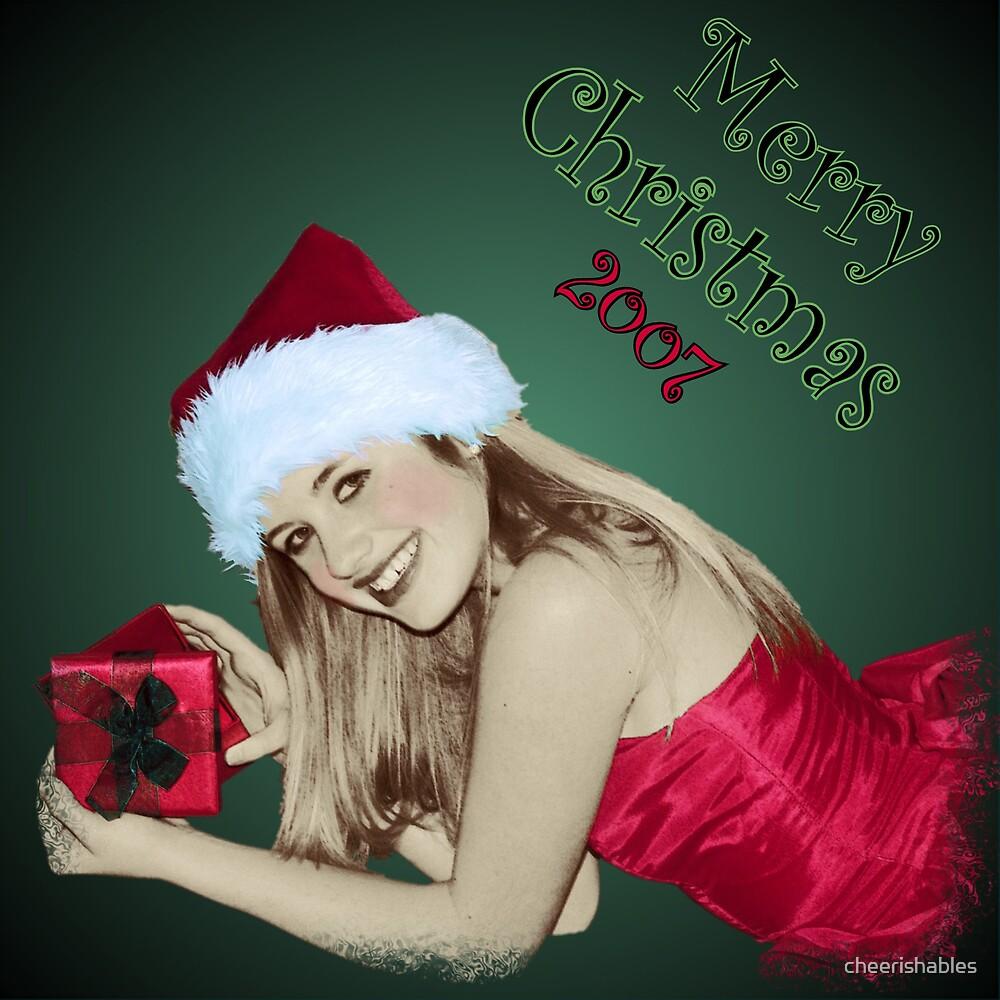 Santa Girl by cheerishables