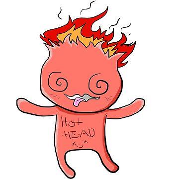 Hot Headed? by JokersToxin