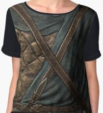 Stormcloak's Cuirass [Shirts] (and some other articles) Chiffon Top