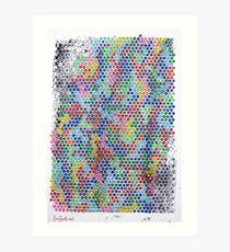 in rainbows Art Print
