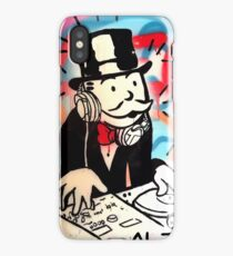 DJ Rich Uncle Pennybags 2 iPhone Case/Skin