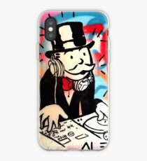 DJ Rich Uncle Pennybags 2 iPhone Case