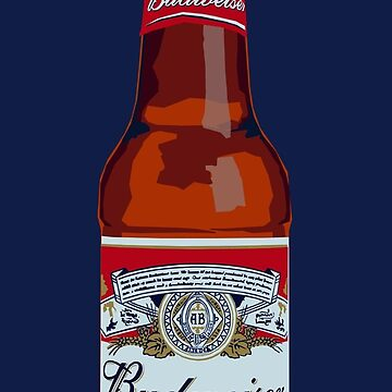 Budweiser Bottle by KnightsOfShame