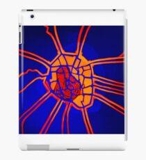 Cartography of the heart iPad Case/Skin