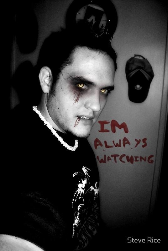 Zombie-Fied by Steve Rice