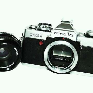 Minolta XG1 by MorganAshley