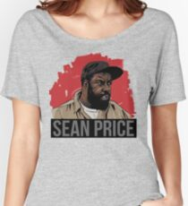 SEAN PRICE  Women's Relaxed Fit T-Shirt