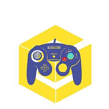 Gamecube by Sir-Jamus