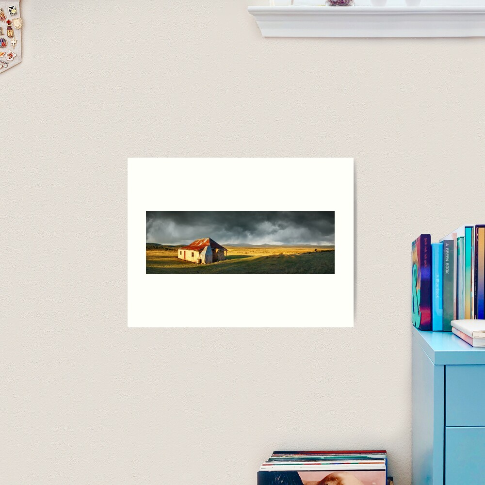 Old Currango Homestead, Kosciuszko National Park, New South Wales, Australia Art Print