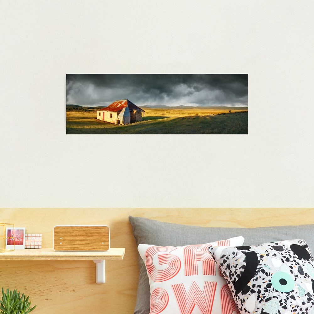 Old Currango Homestead, Kosciuszko National Park, New South Wales, Australia Photographic Print