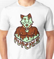 Pupcake! Mint Chocolate Chip - Logo Unisex T-Shirt