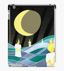 Crystal Lake Candles iPad Case/Skin