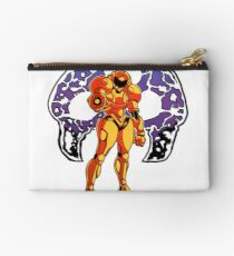 Samus the Fearless - Metroid Studio Pouch