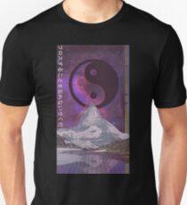 Vaporwave - Ying and Yang T-Shirt