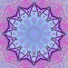 Clock Mandala 1 by Edward Huse