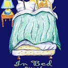 In Bed with Music - Flute and French Horn by didielicious