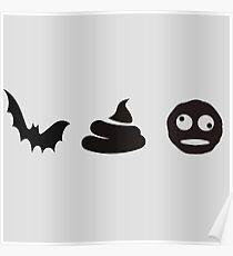 Bat Shit Crazy Poster