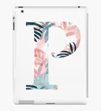 RHO (SPRING PATTERN) iPad Case/Skin