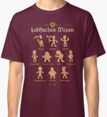 Grimm Gingerbread Classic T-Shirt