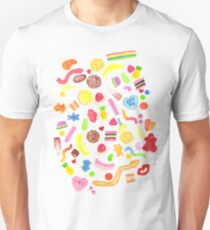 Mixed Lollies - By Merrin Dorothy T-Shirt