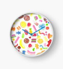 Mixed Lollies Clock