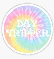 Day Tripper (White) Design Sticker