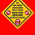 Under Surveillance! * by DAdeSimone