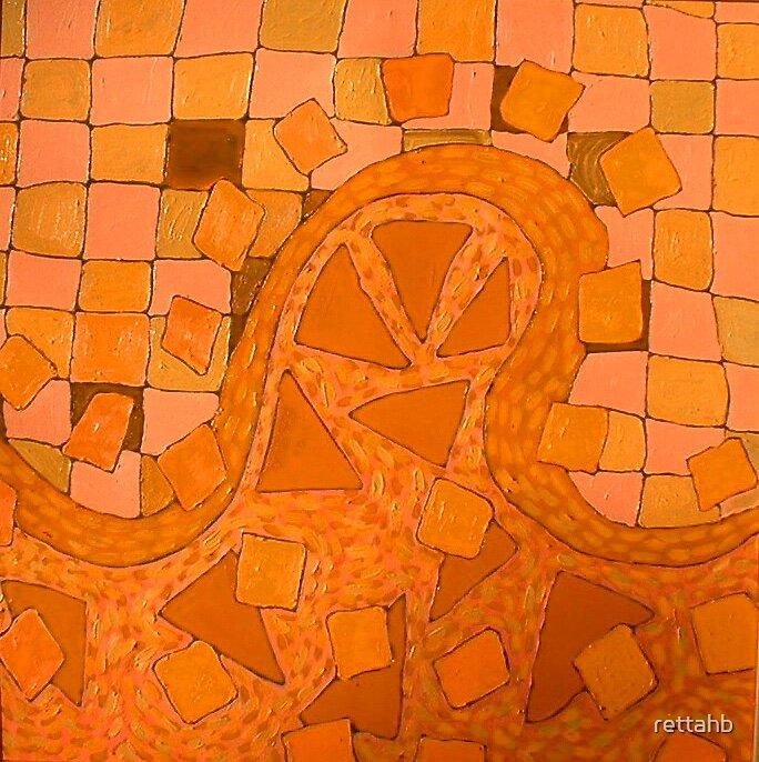 orange wave by rettahb