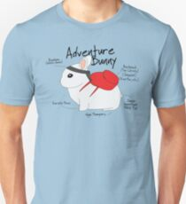 Adventure Bunny Unisex T-Shirt